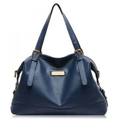 3e31bc2cfb60  32.46 Fashionable Solid Color and Buckle Design Women s Shoulder Bag  Stylish Handbags