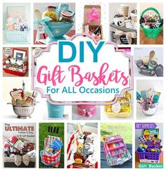 Do it yourself gift basket ideas for all occasions gift secret do it yourself gift basket ideas for any and all occasions solutioingenieria Images
