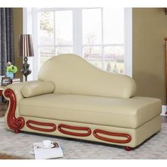 Adaline Chaise Lounge Upholstery: Cognac - http://delanico.com/chaise-lounges/adaline-chaise-lounge-upholstery-cognac-700041535/