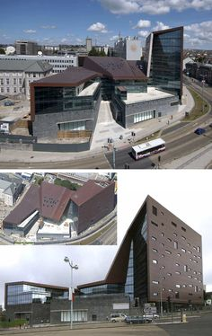 University_of-Plymouth-Wave-Building-UK
