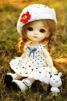 My cute dool Anime Dolls, Reborn Dolls, Blythe Dolls, Beautiful Barbie Dolls, Pretty Dolls, Barbie Images, Cute Profile Pictures, Cute Baby Dolls, Dream Doll