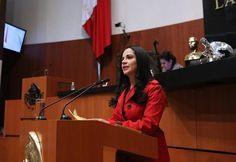 Presenta Lilia Merodio dos dictámenes a favor de personas con discapacidad | El Puntero