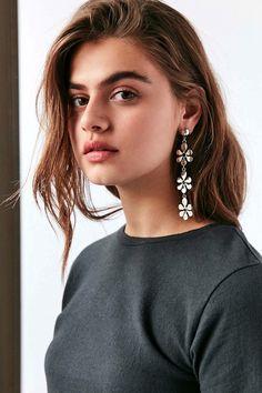 Under $25: Statement Drop Earrings