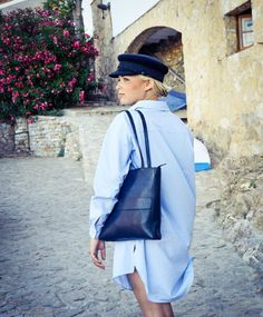 Chinay exploring Spain with our Sailors Hat - gorgeous picture girl! XOXO
