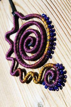 Függő... Pendant Anna, Beads, Pendant, Jewerly, Beading, Hang Tags, Bead, Pendants, Pearls