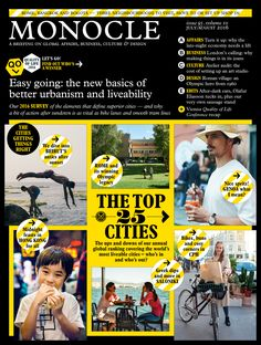 Listen live to Monocle 24, or browse our archive of podcasts covering news, foreign affairs, business, culture, design, urbanism, food & drink, print media and more.