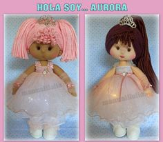 tutorial en mi canal de youtube manualilolis Tela, Fabric Dolls, Beautiful Things, Tutorials
