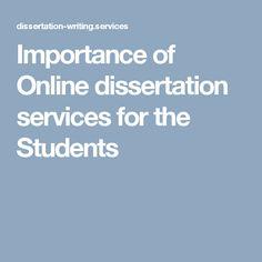 every university free dissertation online
