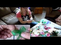 Dog Grooming Creative Bow Making Part 1