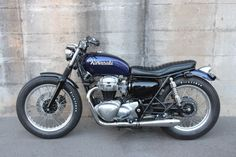Kawasaki W650 by Brat Style Japan