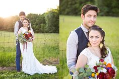 Stunning bohemian bridal inspiration and romantic bride and groom photos - Kate Saler Photography www.katesalerphotography.com A Touch of Whimsy Events Parsonage Events Genna Cowsert Design Sweet Artisan Marshmallows