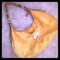 Nine West Handbag Shows no wear on exterior only slightly on inside as pictured Nine West Bags Shoulder Bags