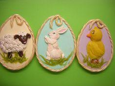 Easter cookies www.facebook.com/OsedoLcakes