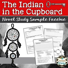 This is a 4 page FREE sample of my novel study for The Indian in the Cupboard by Lynne Reid Banks. It is Common Core-aligned and student-friendly. Open-ended questions are adaptable for all students! This download includes comprehension and vocabulary student work for Chapter 1, along with a Point of View activity.