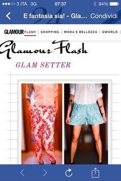 Pupilla | Glamour ss14