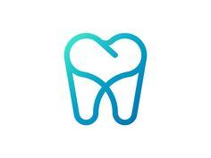 Logo for a starting dentist. More about the logo here: https://www.behance.net/gallery/18640911/Dentist-logo
