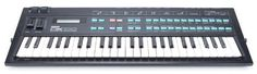 Vintage Synth Explorer | Yamaha DX100 great for Detroit tekno sounds and house