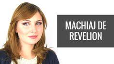 Machiaj de Revelion - tutorial machiaj de seara pentru petrecere