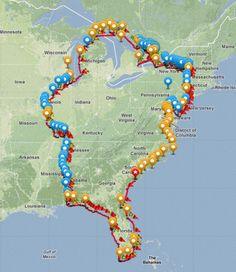 capt john s cruising america s great loop l waterways 5 600