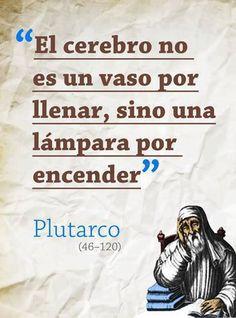 frases . Plutarco- www.vinuesavallasycercados.com