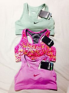 3d6ca2763a Nike Sports Bras. The perfect work out bra. Get your goals. Nike Outfits