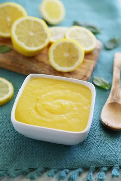 Perfect 5-Minute Microwave Lemon Curd - Silky smooth + made from scratch easily in your microwave! Just 5 minutes and 5 ingredients. Thecomfortofcooking.com