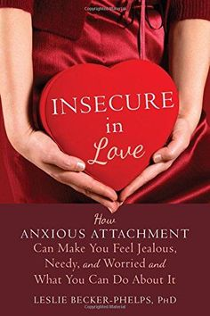 A lot of things can ruin a relationship, and one of those things is insecurity. Feelings of insecurity can really cause a relationship to suffer.