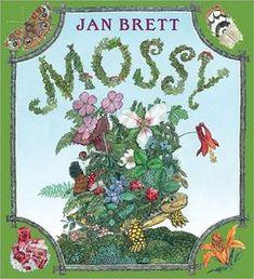 Mossy by Jan Brett w/activity