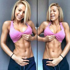 Yanita Yancheva – The Best 36 Pics Of This Toned Fitness Model!