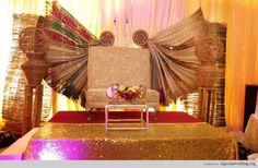 traditional wedding nigeria decor - Google Search