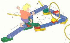 parcours avec matériel type Asco. Education physique, motricité à la maternelle: Parcours de motricité School, Children, Mini, Sports, Relaxation, Character, Circuits, Recherche Google, Sport