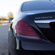 Mercedes Benz Maybach S600
