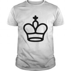Awesome Tee The black crown art Tees