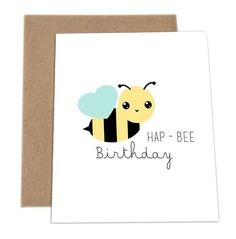 The Cutest Pun Cards by Impaper .- Die süßesten Wortspiel-Karten durch Impaper The Cutest Pun Cards by Impaper - Birthday Card Puns, Birthday Card Drawing, Homemade Birthday Cards, Bday Cards, Birthday Humorous, Birthday Sayings, Birthday Memes, Birthday Outfits, Birthday Shirts