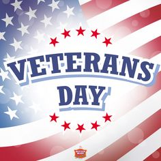 Honoring those who have served and those currently serving our country. Thank You! #VeteransDay