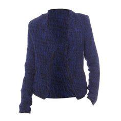 Veste indigo AMERICAN RETRO | http://www.brandalley.fr/FSRayon/Id-13581-Produit-0-Rayon-649052