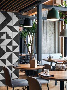 Interior Modern, Loft Interior, Restaurant Interior Design, Decor Interior Design, Interior Architecture, Coffee Shop Interior Design, Restaurant Interiors, Coffee Shop Interiors, Outdoor Restaurant Design