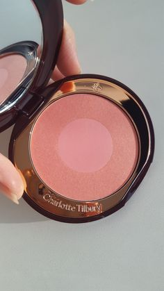Charlotte Tilbury Cheek to Chic Check and follow my instagram @merismakeupjournal