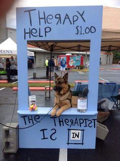 GSD...the best therapy!