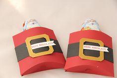 StampinFantasy: Nikolaus Goodies Advent, Stampin Up, Kindergarten, Winter, Stamping, Winter Time, Stamping Up, Kindergartens, Preschool