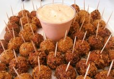 Baltimore Ravens Ragin' Crab Balls - I love crab! These are perfect for a party, starter or just a snack. Crab is rather expensive... this is my way of being frugal and still being able to enjoy these lil' delites. You won't find alot of filler in my balls. I want you to enjoy the crab!