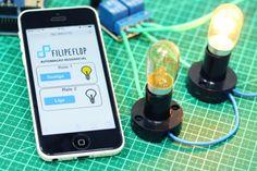 Automação Residencial com Arduino: acenda lâmpadas pela internet