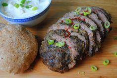 Crockpot Meat, Crock Pot Slow Cooker, Slow Cooker Recipes, Crockpot Recipes, Multicooker, Meatloaf, Delish, Paleo, Food And Drink