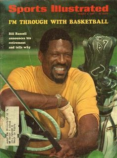 Sports Illustrated August 4 1969 Pro Basketball, Basketball Players, Don Nelson, Sports Ilustrated, Si Cover, Sports Illustrated Covers, Bill Russell, Boston Sports, World Of Sports
