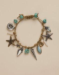 Lucky Brand jewelry.