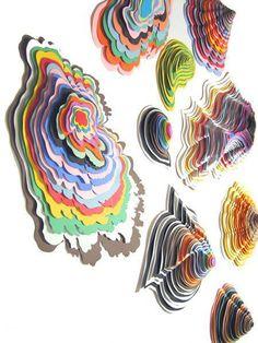 paper-sculpture-9 #art #paper #sculpture