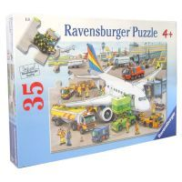 RAVENSBURGER Busy Airport 35pc Puzzle www.mamadoo.com.au $12.90 #mamadoo #kidstoys