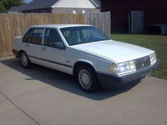 Say what you will, the 900 series Volvo was the perfect 3 box, sedan design.