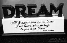 Walt Disney dreams quote
