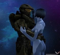 Made this for my Boyfriend for Valentine's Day since Halo is one of his favorite games. Take A Girl For A Ride Master Chief And Cortana, Halo Master Chief, Halo Game, Halo 5, Halo Ships, Cortana Halo, Best Wallpapers Android, Halo Spartan, Halo Collection